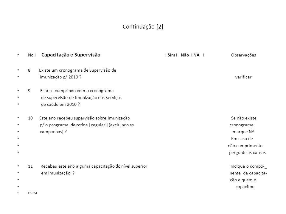 Continuação [2]